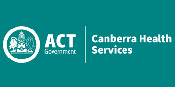 ACT Government - Canberra Health logo