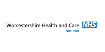 Worcestershire Health and Care NHS Trust logo