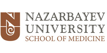 Nazarbayev University School of Medicine logo