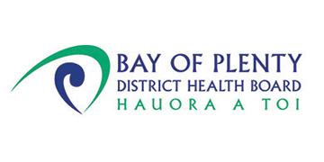 Bay of Plenty District Health Board logo