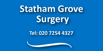 Statham Grove Surgery logo