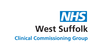 West Suffolk CCG logo