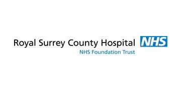 The Royal Surrey County Hospital NHS Foundation Trust logo