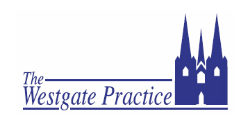 The Westgate Practice logo