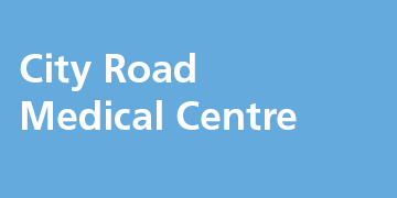 City Road Medical Centre (Islington) logo