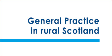 General Practice in Rural Scotland logo