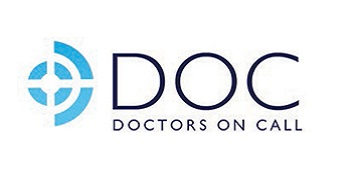 DOCTORS ON CALL logo