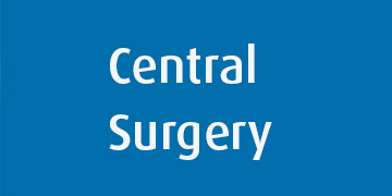 Central Surgery (Crab Street - St Helens) logo