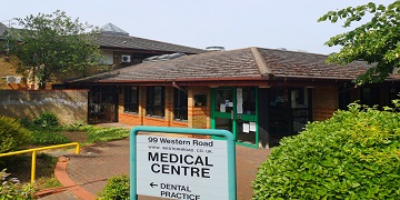 Western Road Medical Centre logo