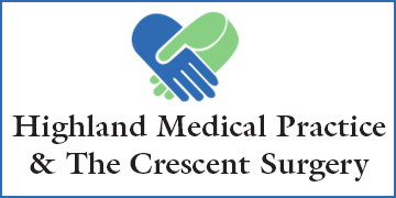 Highland Medical Practice & The Crescent Surgery logo