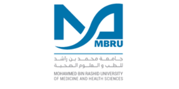 Mohammed Bin Rashid University of Medicine and Health Sciences logo