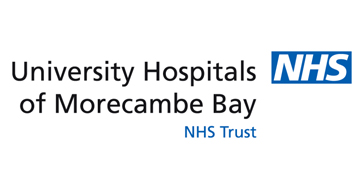 University Hospitals of Morecambe Bay NHS Foundation Trust logo