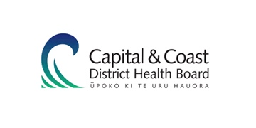 Capital and Coast District Health Board logo