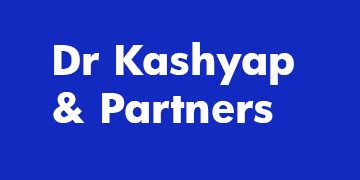 Dr Kashyap and Partners logo