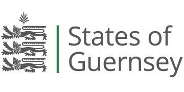 States of Guernsey Health and Social Services logo
