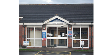 The Village Surgery, Timperley Health Centre logo