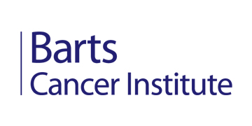 Queen Mary University of London, Barts Cancer Institute logo