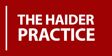 The Haider Practice