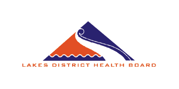 Lakes District Health Board logo