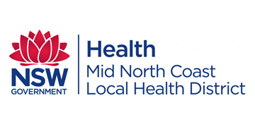 Mid North Coast Local Health District logo