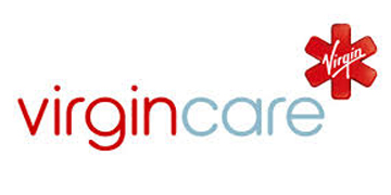 Virgin Care logo