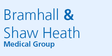 Bramhall & Shaw Heath Medical Group logo