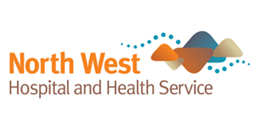 North West Hospital and Health Service logo