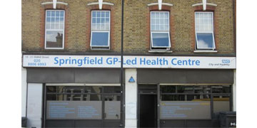 Springfield GP-Led Health Centre logo