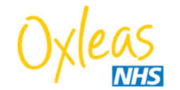Oxleas NHS Trust logo