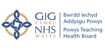 Powys Teaching Health Board logo