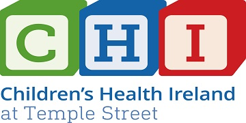 Children's Health Ireland logo