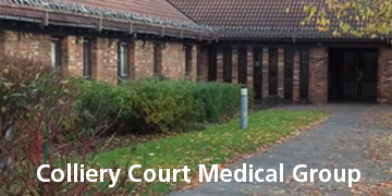 Colliery Court Medical Group logo