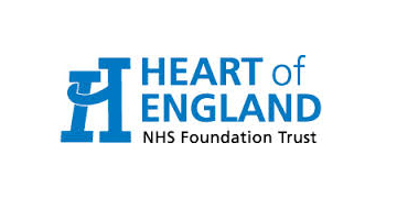 Heart of England NHS Foundation Trust logo