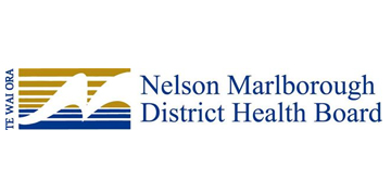 Nelson Marlborough District Health Board logo