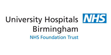 University Hospitals Birmingham NHS Foundation Trust logo