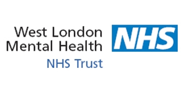 West London  Mental Health NHS Trust logo