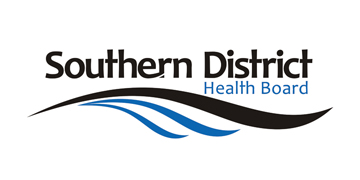 Southern District Health Board logo