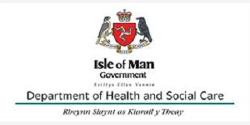 Isle of Man Department and Social Care logo