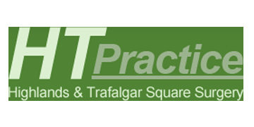 HT Practice (Highlands and Trafalgar Square Surgery) logo