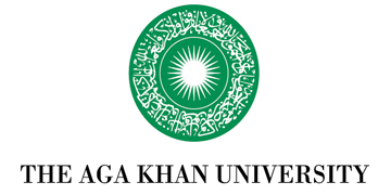 The Aga Khan University logo