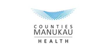 Counties Manukau District Health Board logo