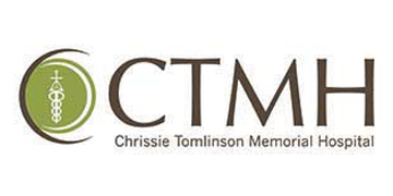 Chrissie Tomlinson Memorial Hospital logo