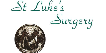 St Luke's Surgery GUILDFORD logo