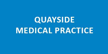 Quayside Medical Practice, East Sussex logo