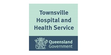 Townsville Hospital and Health Service logo