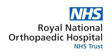 Royal National Orthopaedic Hospital NHS Trust logo