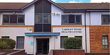 Yardley Wood Health Centre logo