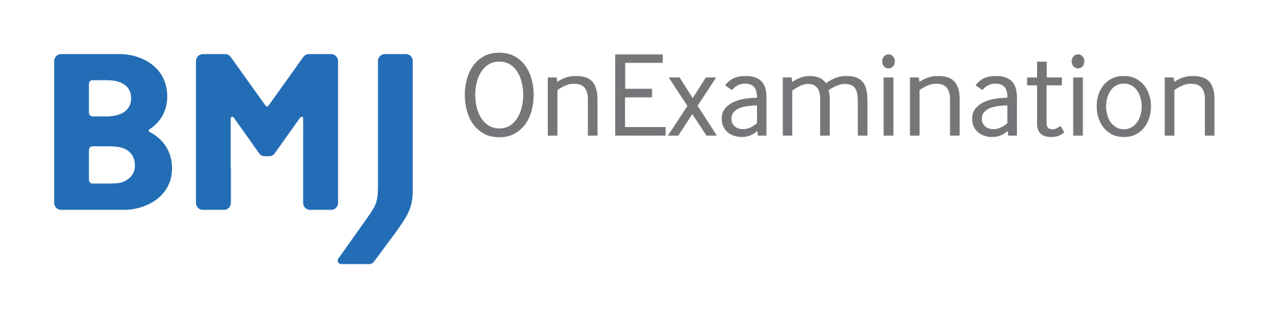 BMJ OnExamination logo