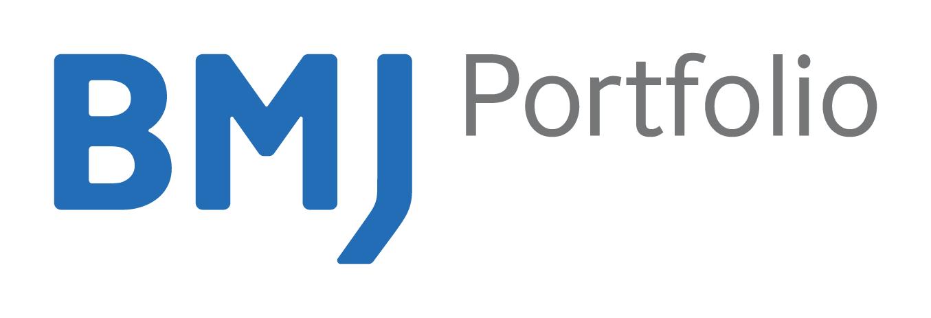 BMJ Portfolio Logo