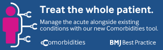 BMJ Best Practice - Comorbidities